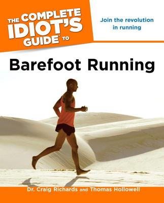 The Complete Idiot's Guide to Barefoot Running Cover