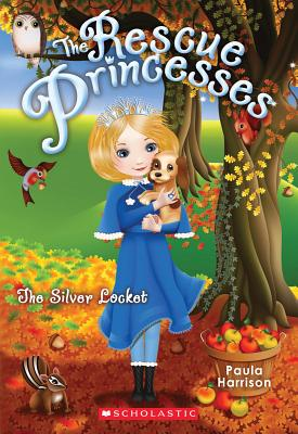 The Silver Locket (The Rescue Princesses #9) Cover Image