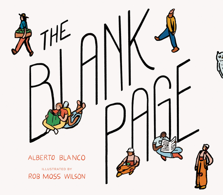 The Blank Page: How a Piece of Paper Connects to Everything Cover Image