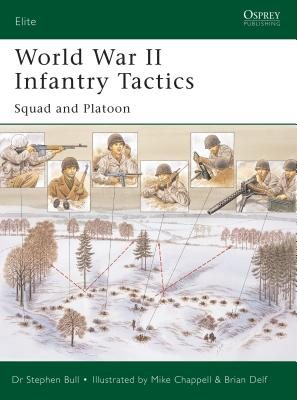 World War II Infantry Tactics Cover