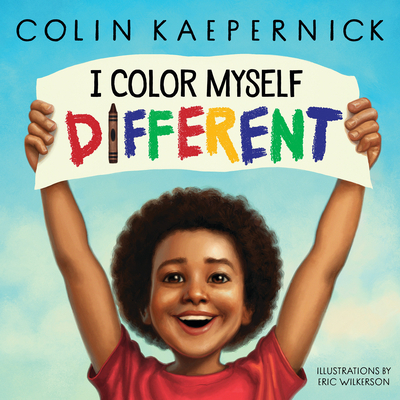 Cover for I Color Myself Different