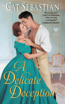 A Delicate Deception (The Regency Impostors #3) Cover Image