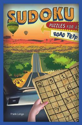 Cover for Sudoku Puzzles for a Road Trip, 6