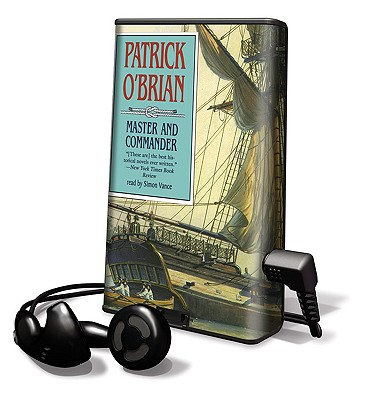 Master and Commander [With Headphones] (Aubrey-Maturin (Audio) #1) Cover Image