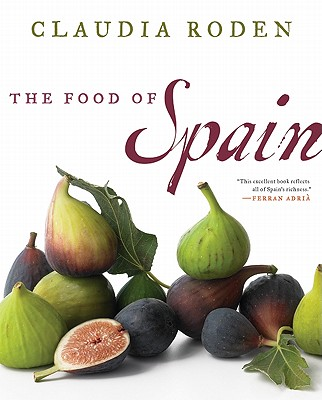 The Food of Spain Cover