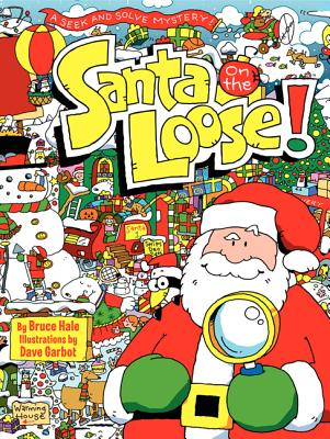 Santa on the Loose! Cover Image