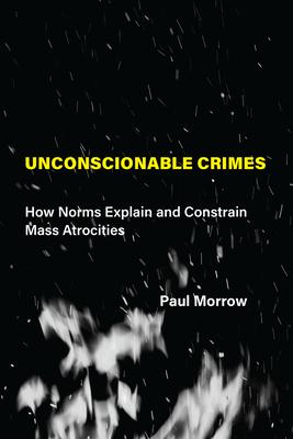 Cover for Unconscionable Crimes