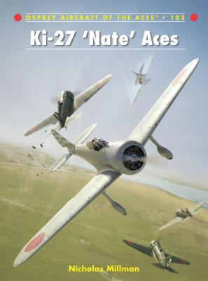 Ki-27 'Nate' Aces Cover