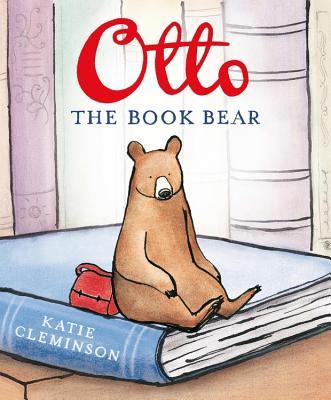 Otto the Book Bear Cover Image