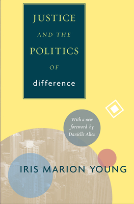 Justice and the Politics of Difference Cover Image