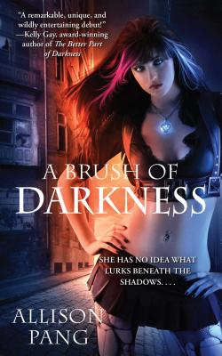 Cover for A Brush of Darkness