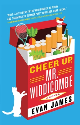 Cheer Up, Mr. Widdicombe: A Novel Cover Image