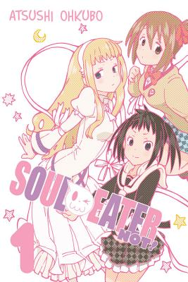 Soul Eater Not!, Vol. 1 Cover