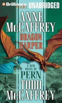 Dragon Harper (Dragonriders of Pern #20) Cover Image