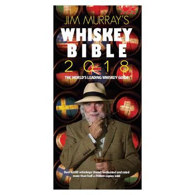 Jim Murray's Whiskey Bible 2018 Cover Image