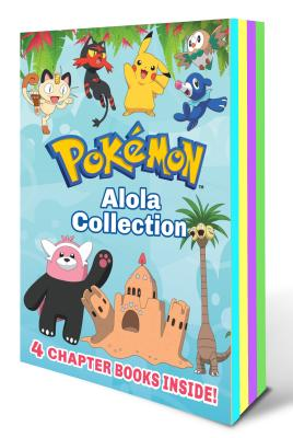 Alola Chapter Book Collection (Pokémon) Cover Image