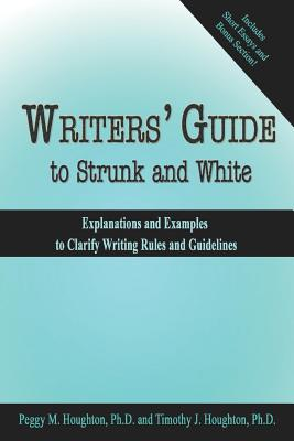 Writers' Guide to Strunk and White Cover Image