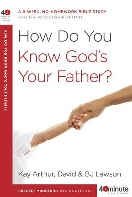 How Do You Know God's Your Father? Cover Image