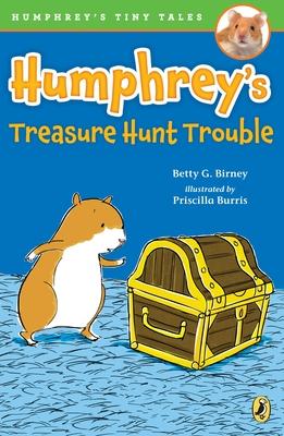 Humphrey's Treasure Hunt Trouble (Humphrey's Tiny Tales) Cover Image