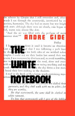 The White Notebook Cover Image
