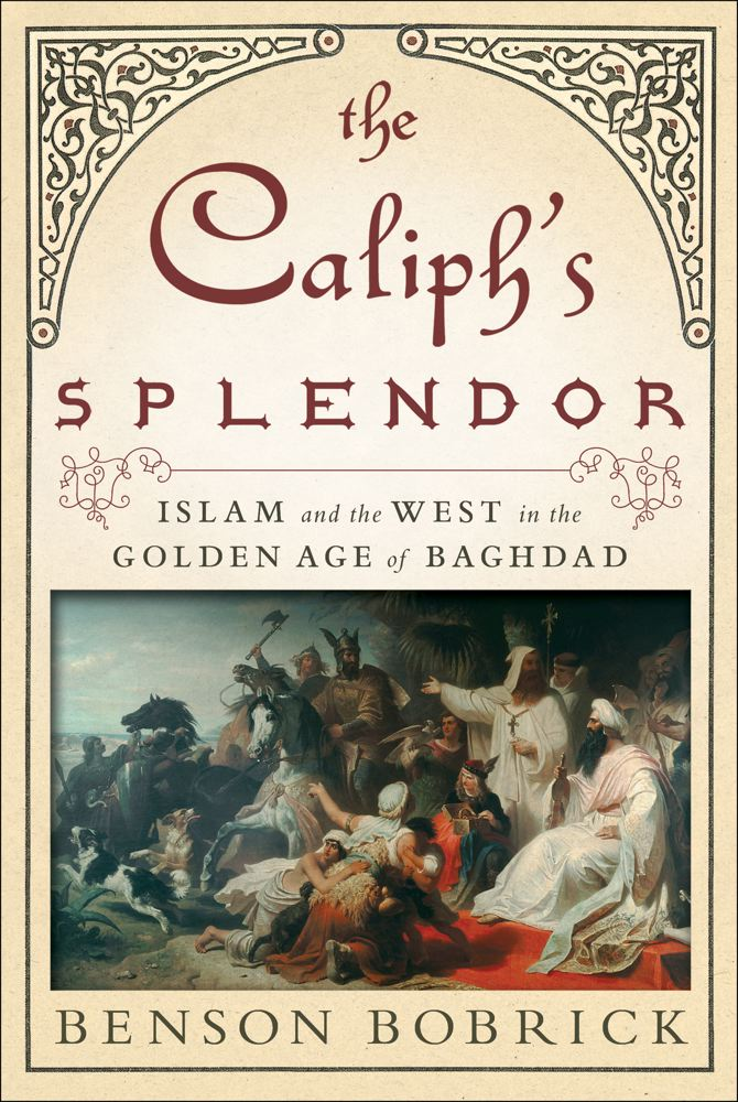 The Caliph's Splendor Cover