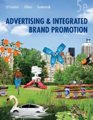 Cover for Advertising and Integrated Brand Promotion