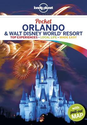 Lonely Planet Pocket Orlando & Walt Disney World® Resort 2 (Travel Guide) Cover Image