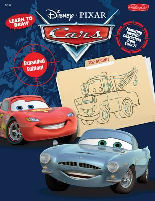 Learn to Draw Disney/Pixar Cars Cover