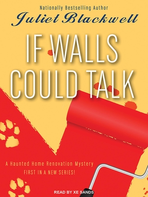 If Walls Could Talk (Haunted Home Renovation #1) Cover Image