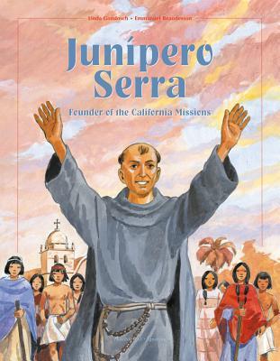 Junipero Serra Cover