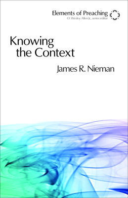 Cover for Knowing the Context
