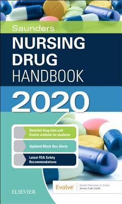Saunders Nursing Drug Handbook 2020 Cover Image