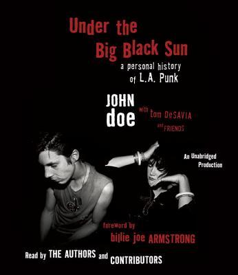 Under the Big Black Sun Cover