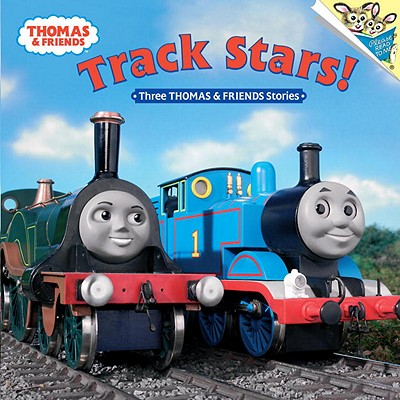 Track Stars! (Thomas & Friends) Cover