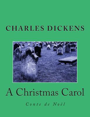 A Christmas Carol: Conte de Noël Cover Image