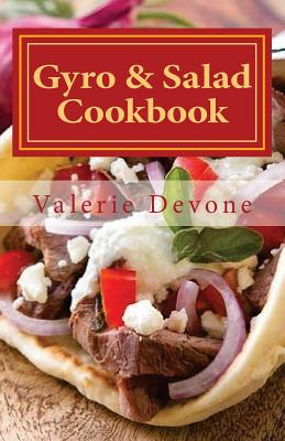 Gyro & Salad Cookbook Cover Image