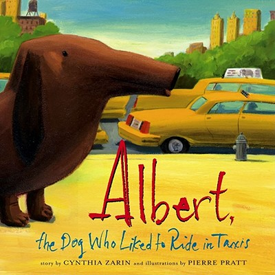 Albert, the Dog Who Liked to Ride in Taxis Cover