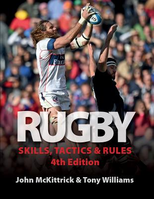 Rugby Skills, Tactics and Rules Cover Image