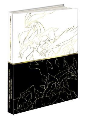 Pokemon Black Version 2 & Pokemon White Version 2 Collector's Edition Guide: The Official Pokemon Strategy Guide Cover Image