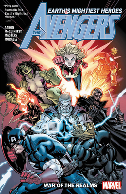 Avengers By Jason Aaron Vol. 4: War of the Realms Cover Image