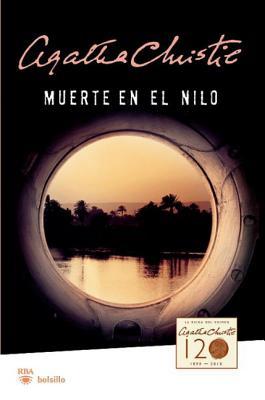 Muerte en el Nilo = Death on the Nile Cover Image