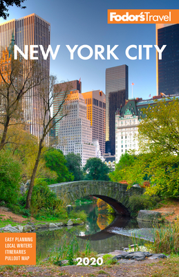 Fodor's New York City 2020 (Full-Color Travel Guide) Cover Image