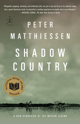 Shadow Country Cover Image