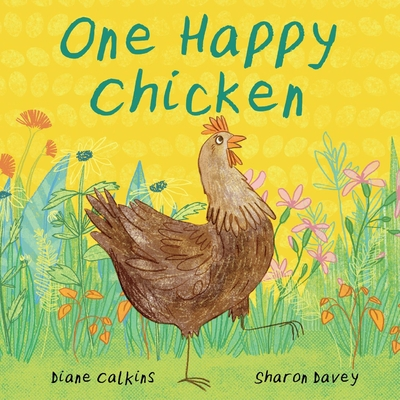One Happy Chicken Cover Image