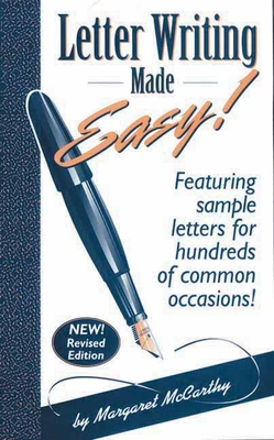Cover for Letter Writing Made Easy!