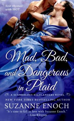 Mad, Bad, and Dangerous in Plaid Cover
