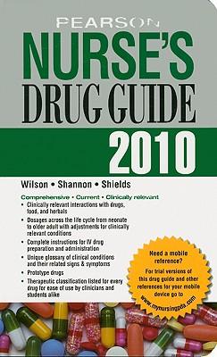 Pearson Nurse's Drug Guide Cover Image