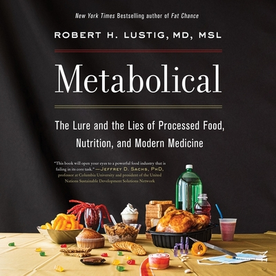 Cover for Metabolical