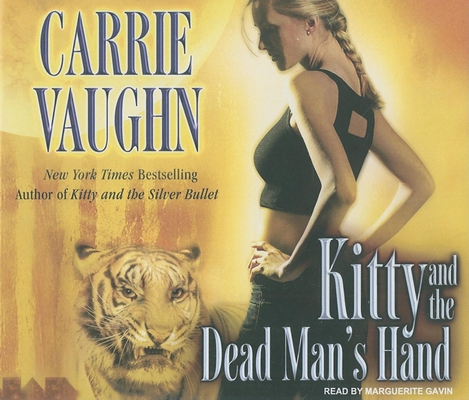 Kitty and the Dead Man's Hand (Kitty Norville #5) Cover Image