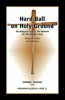 Hard Ball on Holy Ground Cover